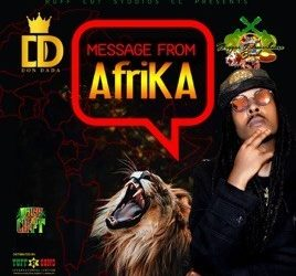 Message To Afrika is released