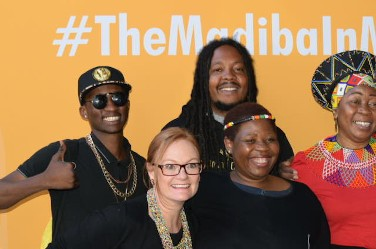 Don Dada at the Nelson Mandela Coin Launch 2018 7