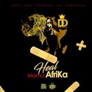 Heal Mama Afrika - Single Cover