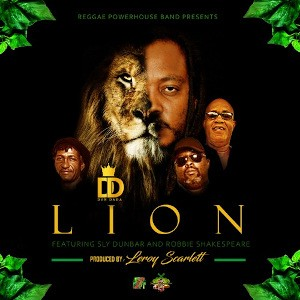 Lion (feat. Sly Dunbar and Robbie Shakespeare) - Single Cover