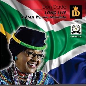 Long Live Mama Winnie Mandela (feat Afripella) - Single